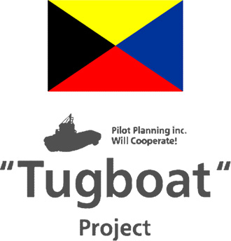 Pilot Planning inc. Will Cooperate! Tugboat Project